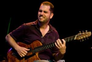 Charlie Hunter - spännande ung gitarrist.