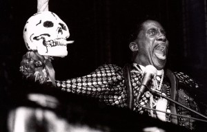 Screamin' Jay Hawkins. Mindes inget.