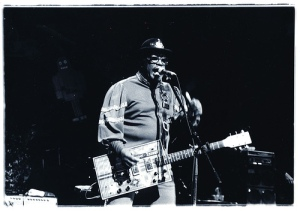 Bo Diddley. Först.