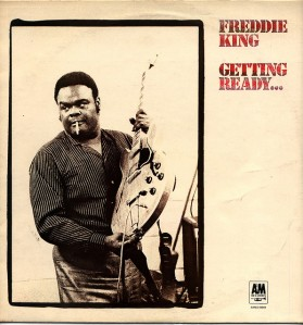 Freddie King - en sann bluesmaster.