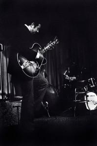 Kenny Burrell - en sann jazzgitarrgigant.