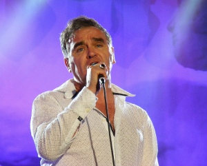 Morrissey. Bigmouth strikes again.