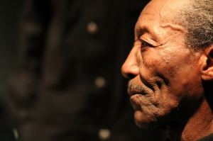 "Willie ""Big Eyes"" Smith blev 75 år gammal."