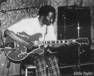 Eddie Taylor.
