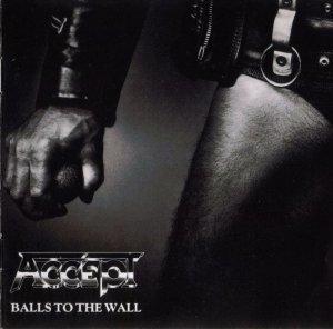 Balls to the wall kom ut samma år som jag föddes. 1983. Det är stort!