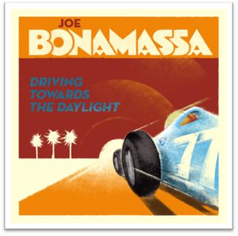 Något nytt, något lånat - alltid blått med Joe Bonamassa