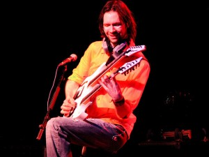 Paul Gilbert. Cirka bäst.