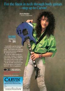 Jason Becker - back in the day.