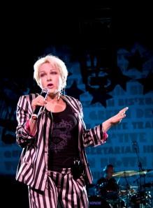 Cyndi Lauper. Foto: Jim Davidson