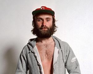Phil Collins - hur tuff som helst. Foto: ??